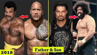 25 DUO FATHER & SON WWE WRESLTERS of all time [HD]