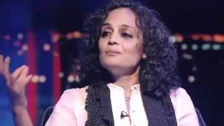Arundhati Roy on a Broken Republic