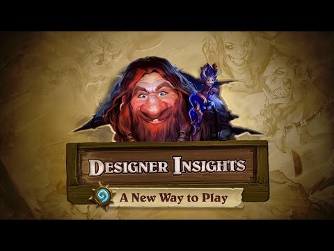 Designer Insights with Ben Brode: A New Way to Play