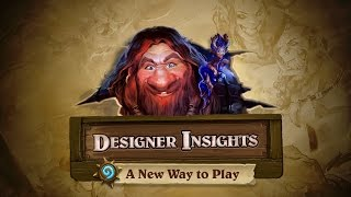 Designer Insights with Ben Brode: A New Way to Play thumbnail