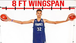 Meet the 7ft3 *GIANT* Scouts Say is the Best NBA Prospect on Earth