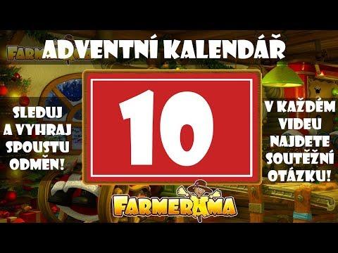 Farmerama - Adventní kalendář 10.12.