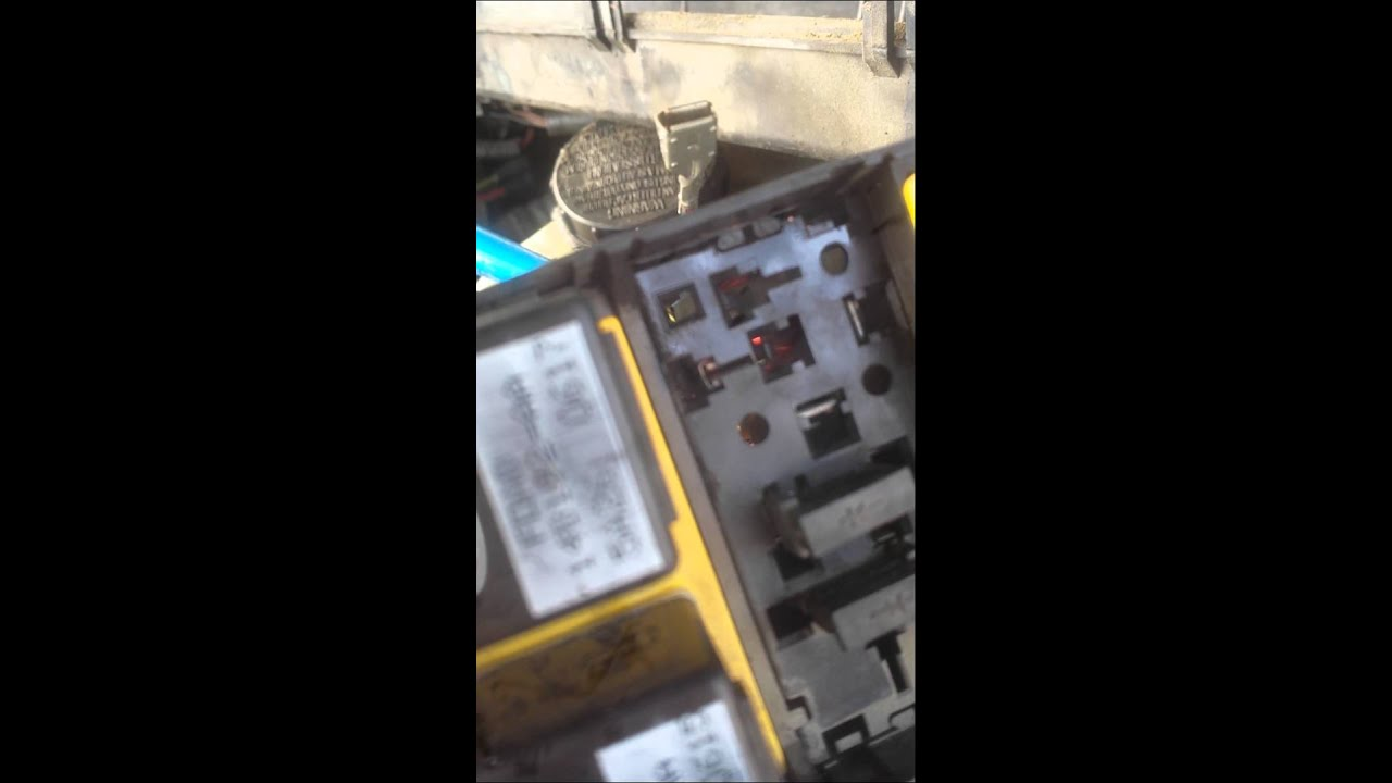 Ford Explorer Ranger Fuel Pump Intermittent Issues Youtube Obd1 Wiring Diagram 1990 Mustang