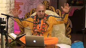 Шримад Бхагаватам 4.16.8-9 - Кришнадас Кавирадж прабху