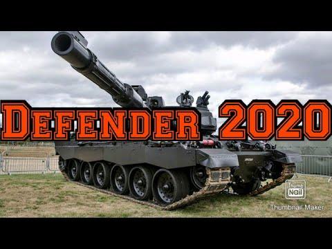 Corona / Defender 2020 / Russland, Iran & USA