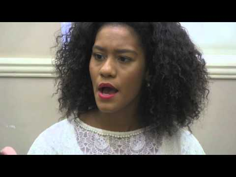 Motown The Musical Rehearsal