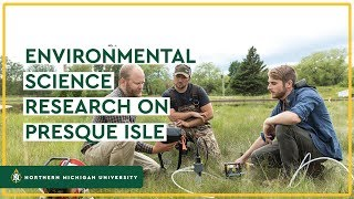 Environmental Science Research on Presque Isle