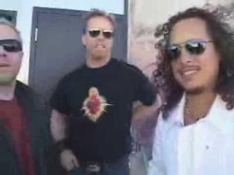 Metallica — Jump in the Studio: Truheeo (March 6, 2003)