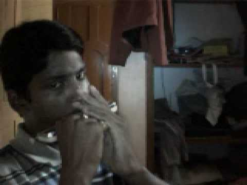 Guzarish from Ghajini on mouth organ