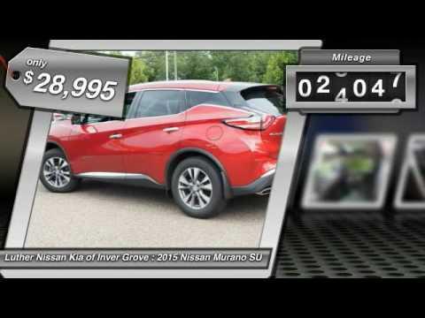 Inver Grove Nissan >> 2015 Nissan Murano Inver Grove Heights St Paul Minneapolis W13539