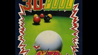 3D Pool (Zona Retro - Amiga 500)