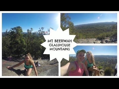 SATURDAY MORNING BAREFOOT ROCK CLIMBING!?! | MT BEERWAH, GLASSHOUSE MOUNTAINS