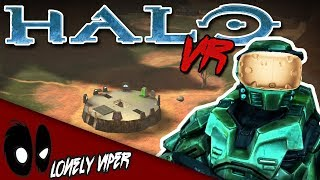 The REAL HALO VR  | Pavlov & SkyFront | FPS Virtual Reality