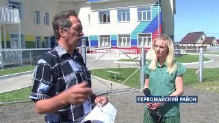 В Березовке почти дверь в дверь с детским садом открылся бар