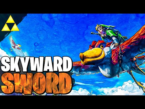 ZELDA : SKYWARD SWORD | CHRONOLOGIE