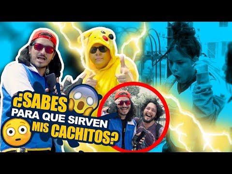 PIKACHU Y LA LOCA NOEMÍ   Logan y Logan   Pokémon: Detective Pikachu