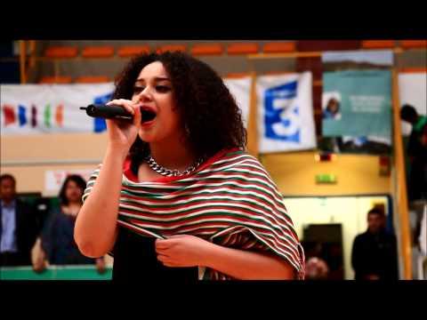 La Marseillaise - Hymne Nationale Français - Aïna Quach
