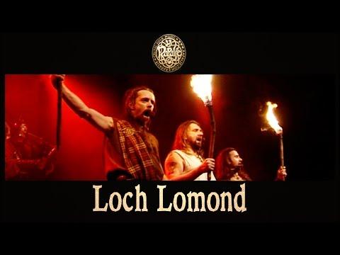 Loch Lomond (with lyrics) - Farewell to the Creeks - Scottish Music