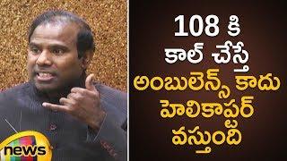 KA Paul Speech About Using Of Chopper Ambulances In Andhra Pradesh Like 108   KA Paul Press Meet