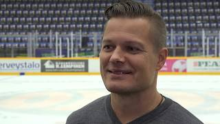 Ennakko: KalPa - Jukurit, 14.9.2018: Sami Kapanen ja Lasse Lappalainen