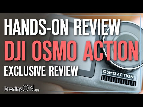 DJI Osmo Action - Unboxing, Hands-On Review & Accessories - GoPro Competitor?