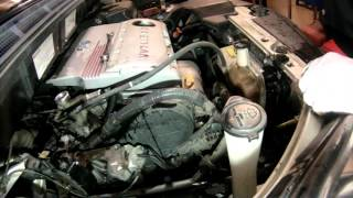Toyota Sienna Timing Belt Water Pump Replace - Toyota Highlander 3.3L Timing Belt Water Pump