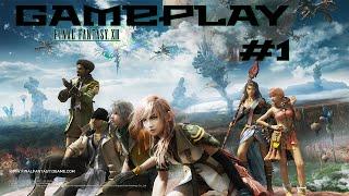 Final Fantasy XIII PC gameplay : PHÊ VÃI ĐẠN