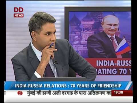 India-Russia Relations: Celebrating 70 years of friendship