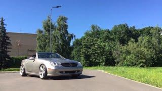 Mercedes-Benz SLK320 R170
