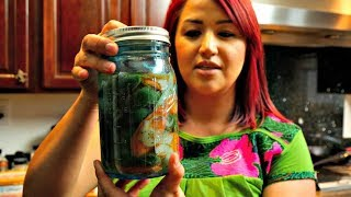 Jalapeños en escabeche / Pickled Jalapeños (Easy Steph by Steph) | Views Recipe