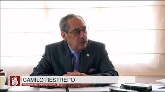Declaraciones del Presidente de la Casa de la Cultura Ecuatoriana, Camilo Restrepo