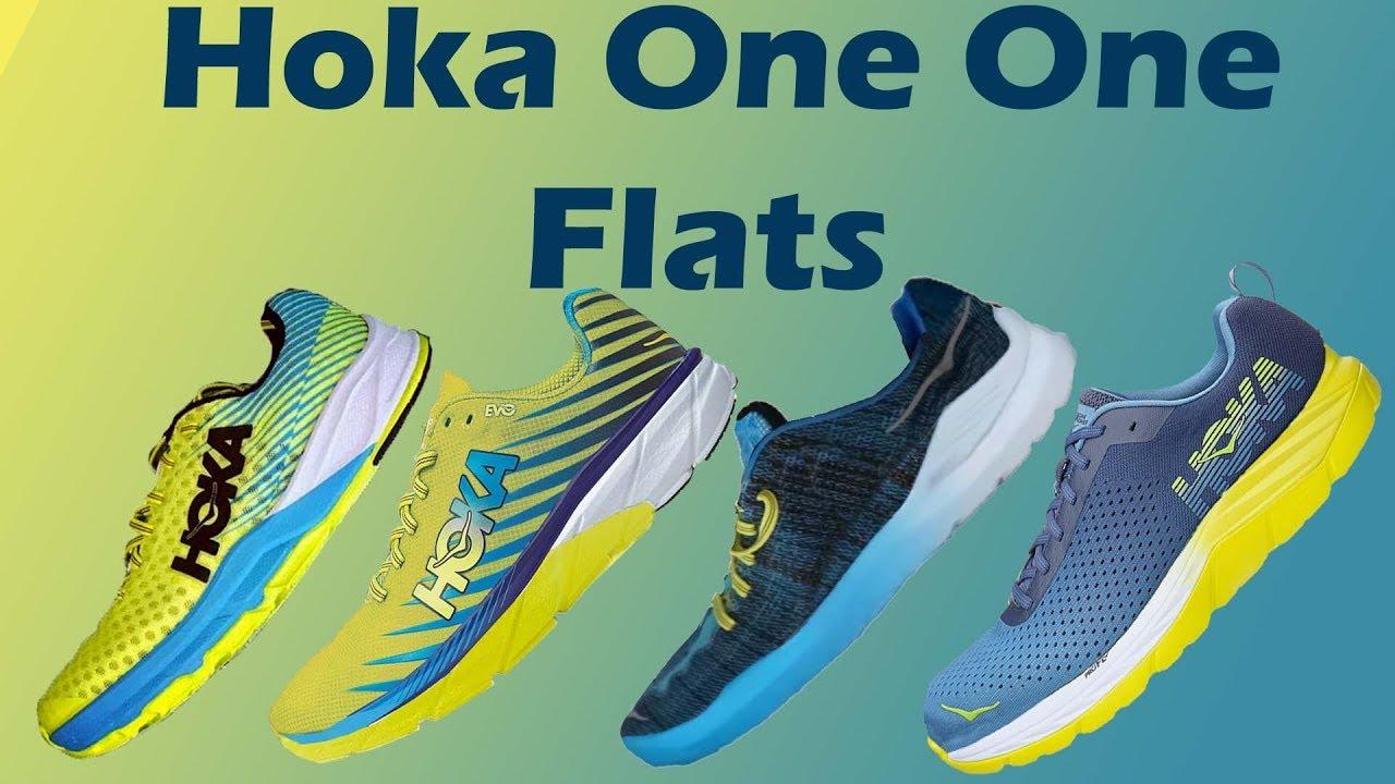 hoka racing shoes