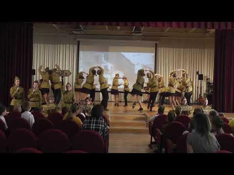 Постановка танца 9 мая день победы