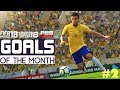 GOALS OF THE MONTH #2!