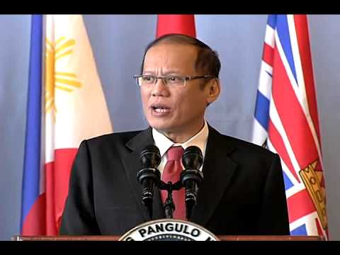 Meeting with Filipino Community in Vancouver BC, Canada (Speech) 5/9/2015