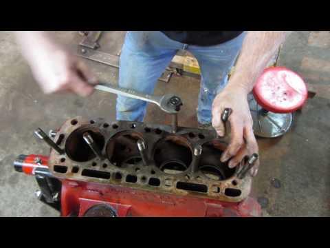 1941 farmall tractor engine repair pt3