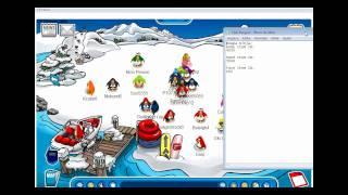 Club Penguin - Como ser um Ninja Completo no CP Trainer 2 Plus 3.