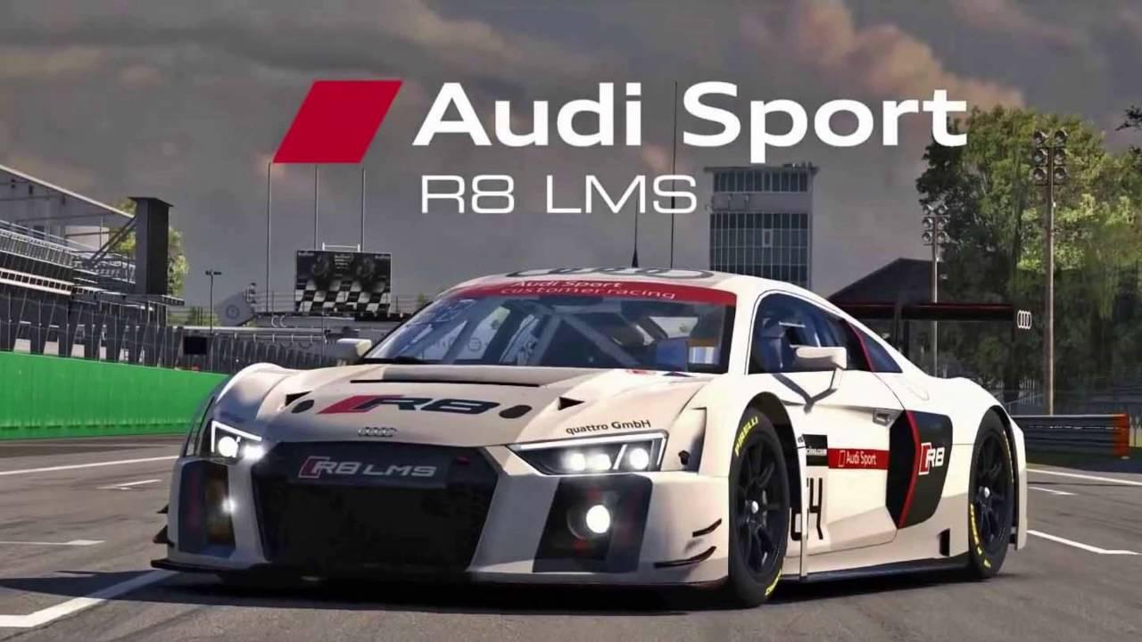 Download Azril Nazli Alias : Review Audi R8 LMS menggunakan VR