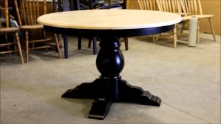 Baixar Albany Single Pedestal Dining Table