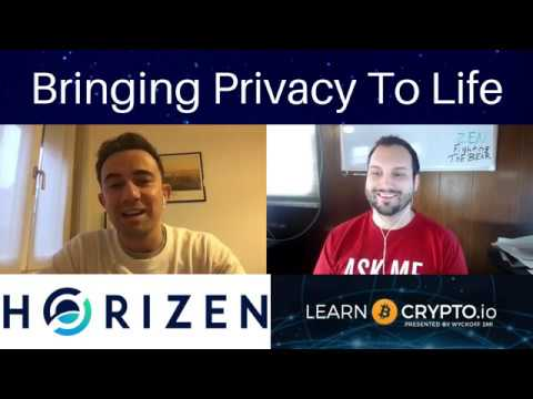 Rob Viglione Of Horizen Talks The Future Of ZEN & Privacy Ecosystem!!!