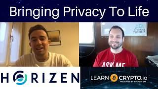 Rob Viglione of Horizen Talks The Future of ZEN & Privacy Ecosystem!!!