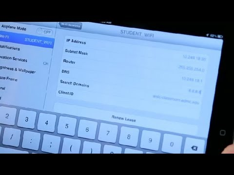 What Do You Change the DNS to for Netflix on the iPad? : iPad Tips