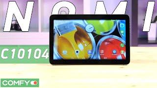 Nomi C10104 Terra S 10 - крупный, недорогой, но функциональный  планшет - Видео демонстрация(Nomi C10104 Terra S 10'' 8Gb 3G - крупноформатный планшет бюджетного уровня. Модель обладает отличным соотношением цена/..., 2016-05-06T08:50:45.000Z)