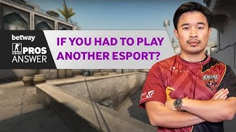 CS:GO Pros Answer: If You Had to Play Another Esport?