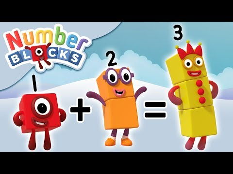 Numberblocks - All the Sums | Learn to Add and Subtract