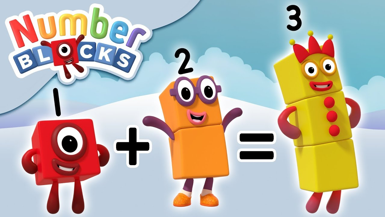 Download @Numberblocks- All the Sums   Learn to Add and Subtract