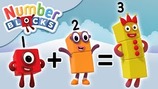 @Numberblocks - All tнe Sums | Learn to Add and Subtract