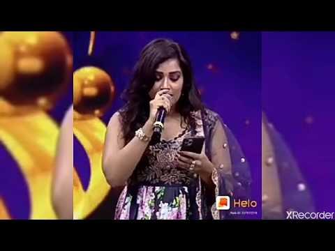 #anbe-peranbae-song-status-#shreyaghoshal-stage-mass-performance