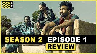 Atlanta Season 2 Episode 1 Review & Reaction | AfterBuzz TV