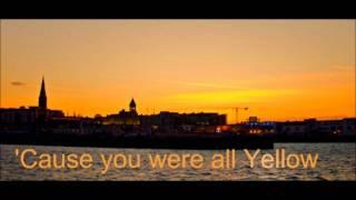 Yellow - Coldplay (HD)